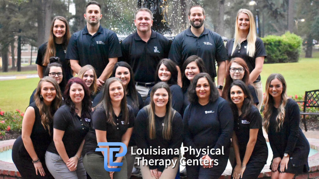 Louisiana Physical Therapy Centers Team