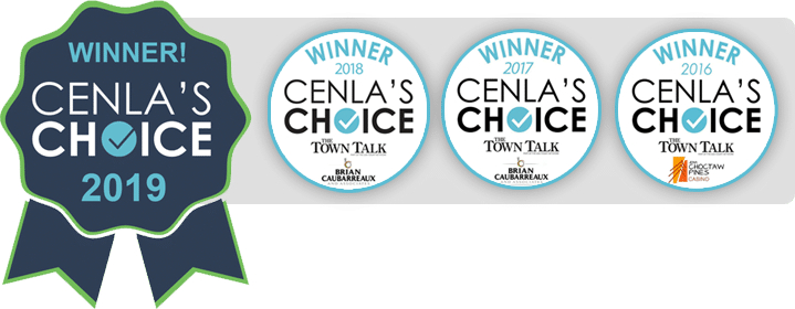 Cenla's Choice Winner